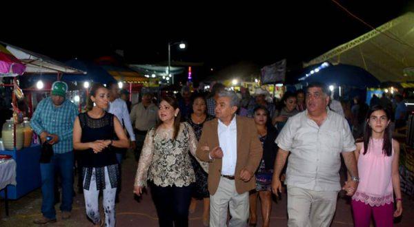 Inaugura Amado Guzmán la Expo Feria Tantoyuca 2019 | LVDT