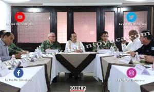 En Tantoyuca, pide Gobernador trato digno a migrantes   LVDT