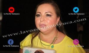 Areli Zumaya Valencia, empresaria tantoyuquense independiente | LVDT