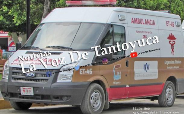 Ayuntamiento le niega servicio de ambulancia a una anciana