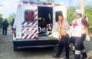 Taxista resulta herido tras sangrienta riña