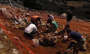 Hace un millón de años en El Chaparral