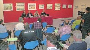 Marín elogia la preparación de la Policía Local en sus jornadas formativas