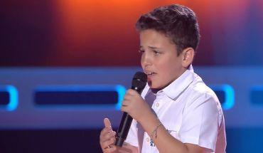 Carlos la voz kids
