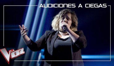 iria god is a woman la voz (1)