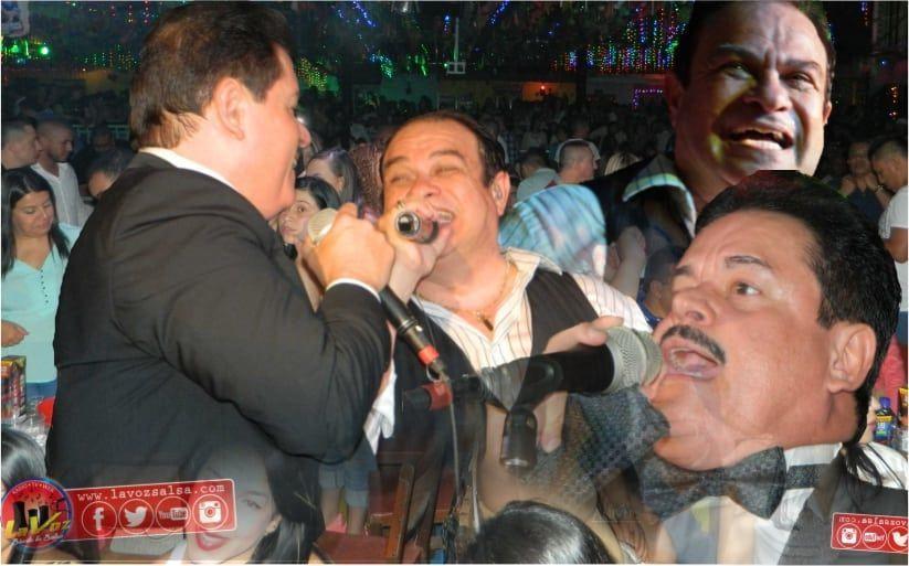 TONY & LALO IMPRESIONANTE DUO EN CONCIERTO / CBSA