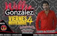 "EL SENSUAL DE LA SALSA ""WILLIE GONZÁLEZ"" EN CONCIERTO | DULCE JESÚS MÍO AUTOPISTA"