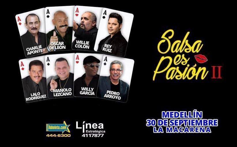 SALSA ES PASIÓN 2