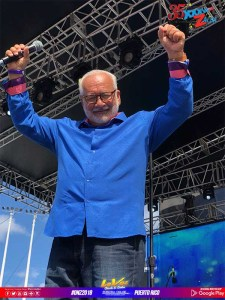 ZETA 93 Día Nacional De La Salsa 2018 - Chamaco Rivera