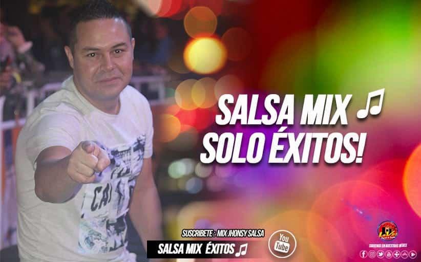 SALSA MIX - LO MEJOR DE LA SALSA ROMÁNTICA