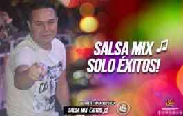 SALSA MIX Lista con lo mejor de la Salsa Romántica
