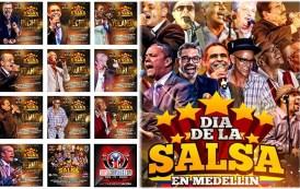 Día de la Salsa en Medellín > 23 Junio > Orquideorama Jardín Botánico