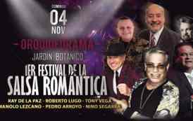 Primer Festival de la Salsa Romántica en Medellin 2018