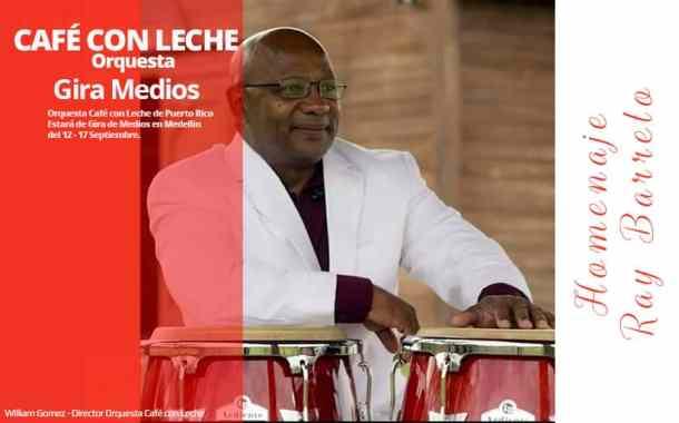 Orquesta Café Con Leche en Medellin