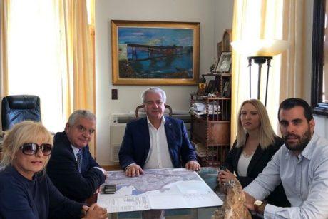 Οργανισμός Λιμένος Λαυρίου: Συνάντηση στο Δημαρχείο Λαυρεωτικής