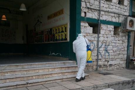 Συνεχίζονται τις απολυμάνσεις στο Δήμο Λαυρεωτικής