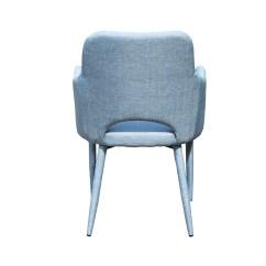 Chair Design Parameters Folding Kitchen Table And Chairs Мирон голубой синий обеденный дизайнерский стул купить в