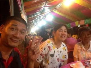 Tai Chen y Jia Chi, los vecinos