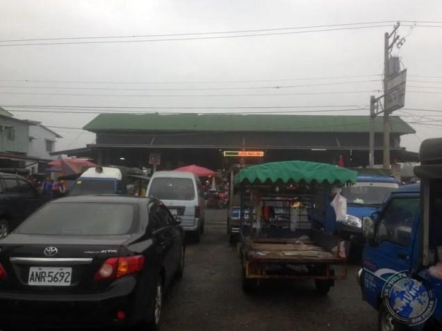 El mercado de Pingtung