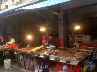El mercado de Hengchun