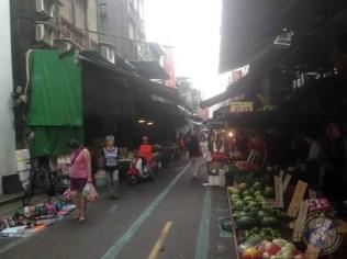 Mercado en Taipei