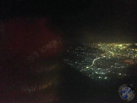 Taiwán desde el aire