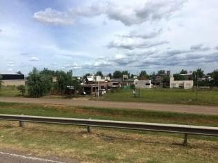 Haciendo autostop en Argentina