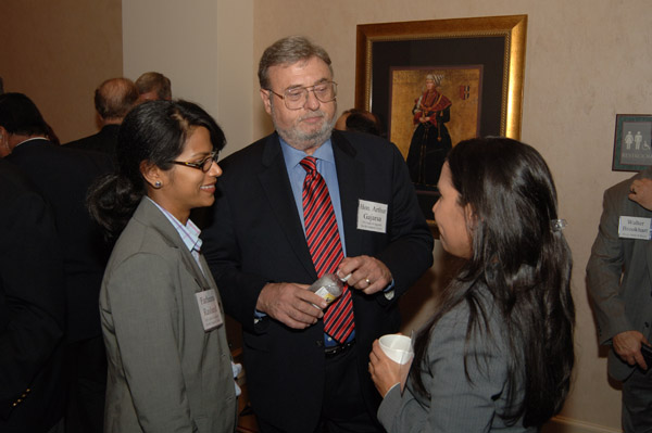 THE FEDERAL CIRCUIT VISITS HOUSTON AND THE LAW CENTER