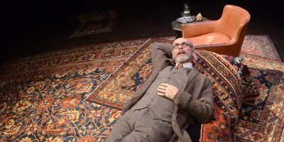 Ed Shea in Hysteria at 2nd Story Theatre