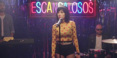 Carly Rae Jepsen performs at Fete in Providence, Rhode Island