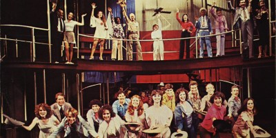 The Best Little Whorehouse In Texas, original cast recording