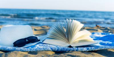 Silent Reading Party at Colt State Park, Bristol
