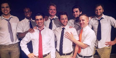 The Boys of St. Matthew's Present Les Liaisons Dangereuses