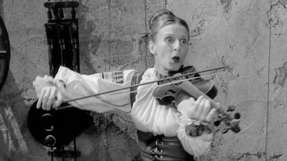 Young Frankenstein – Law And Order Party