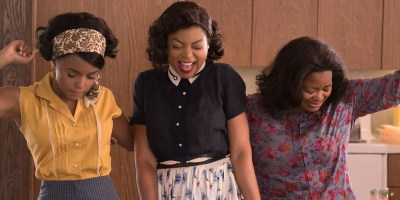 Taraji P Henson, Octavia Spencer and Janelle Monae in Hidden Figures