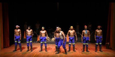 Festival of South African Dance at Rhode Island College