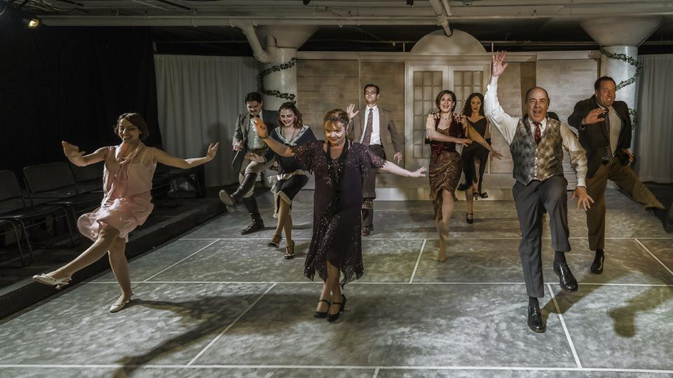 The Great Gatsby at Burbage Theatre Company
