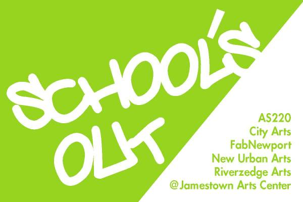 Schools out jamestown art center
