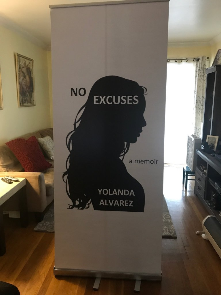 yolanda alvarez no excuses