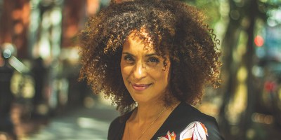 Karyn Parsons, author