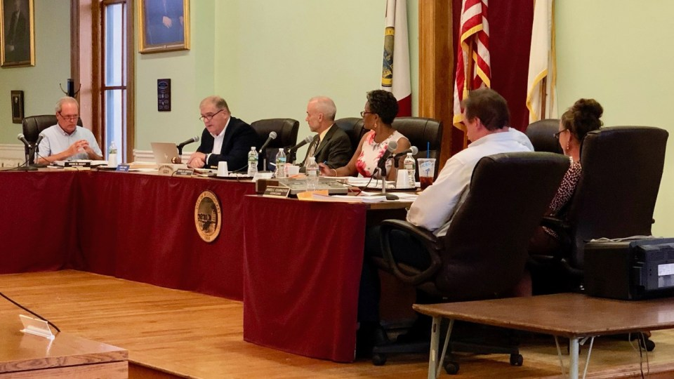 Woonsocket City Council