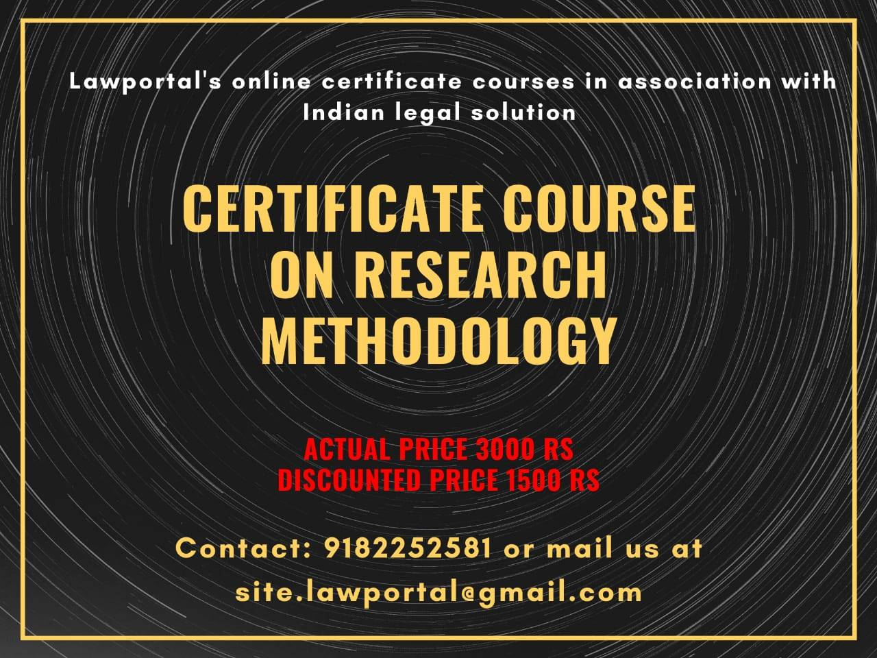 05ff316f 065f 417c aea2 229146ce3108 Law column's online certificate course in association with Indian legal solutions