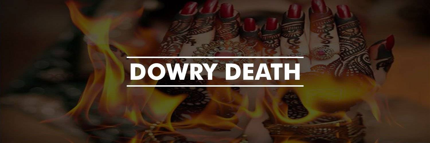 Dowry Death Dowry death under IPC