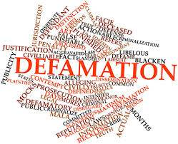 Defamation: An analysis of the law