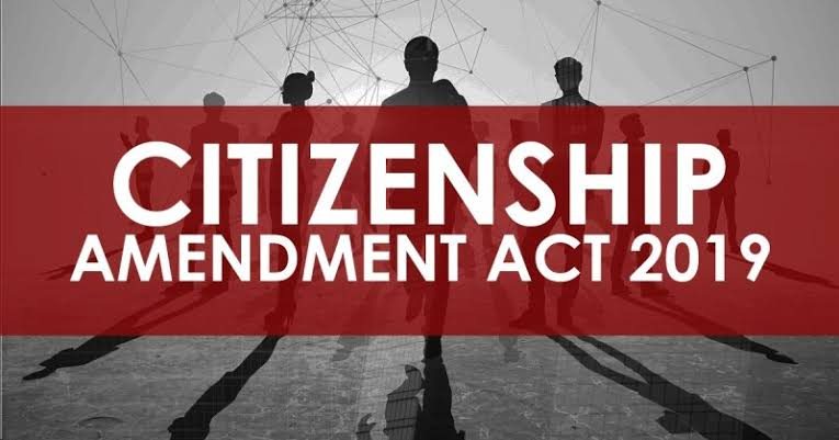 THE CITIZENSHIP (AMENDMENT) ACT, 2019