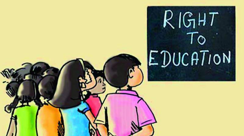 dc Cover sakj429bl7upg5d8lst21ac9p1 20180725002449.Medi Right to Education: A fundamental and Human Right