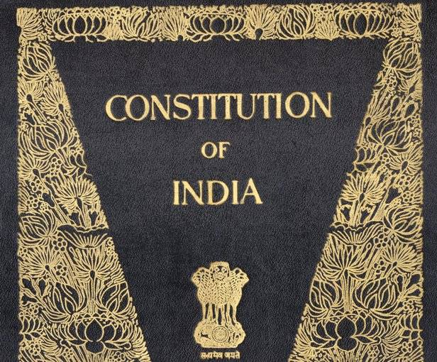 constitution of INdia CONTEMPORARY EVOLUTION IN THE AREA OF CONSTITUTIONAL LAW IN INDIA