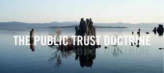 Doctrine of Public Trust and its Application in India
