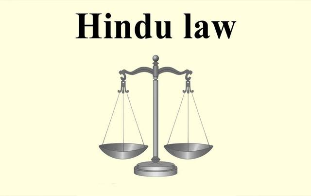 Who is a Hindu ? Persons to whom Hindu law applies