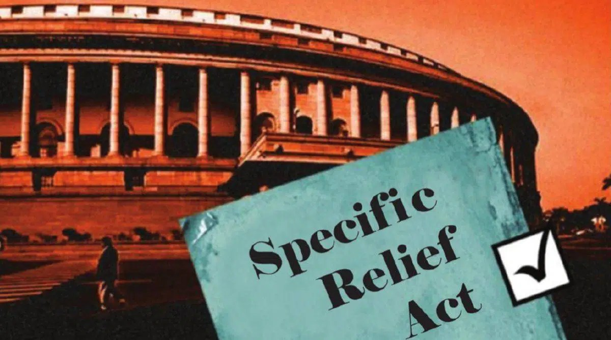 Summary of The Specific Relief Act, 1963